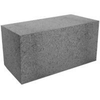 Шлакоблоки стеновые полнотелые 390х190х188