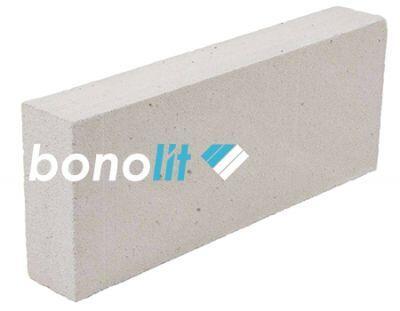 Пенобетон Бонолит 50x250x600
