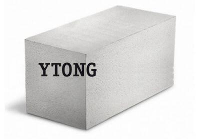 Пенобетонный блок Ytong 625x250x400