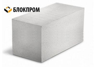 Пенобетонный блок БлокПром D400 625х200х400