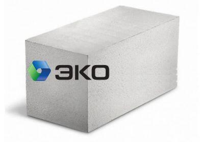 Пенобетонный блок Эко D-500 600x300x250