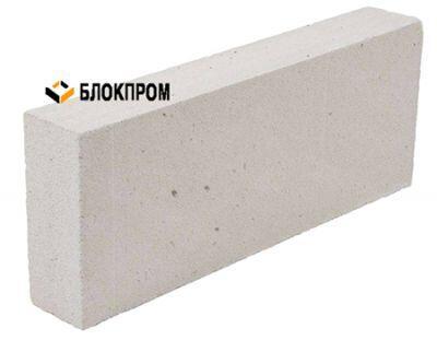Пенобетонный блок БлокПром D500 600х100х200