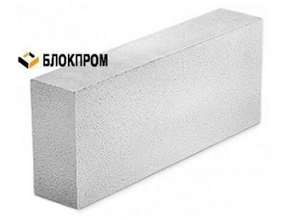 Газосиликатный блок D400 625х250х100 перегородочный