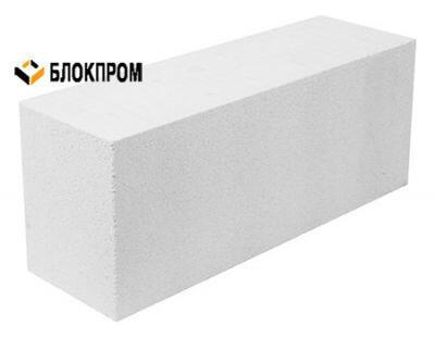 Газосиликатный блок D500 стеновой 625x300x200