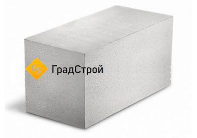 Пенобетонный блок ГрадСтрой D-500 600x300x400