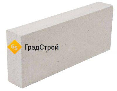 Пеноблок ГрадСтрой D-500 600x300x100