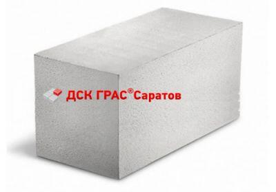 Пенобетонный блок Грас-С D-600 600x250x200