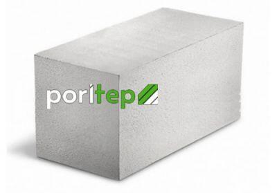 Пенобетонный блок Poritep D-500 625x350x250