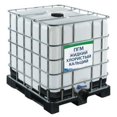 Жидкий противогололедный реагент Антилед (1000 л.) до -25ºС