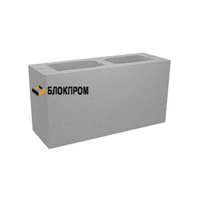 Пустотелый стеновой бетонный блок СКЦ-14Л плотность 1450