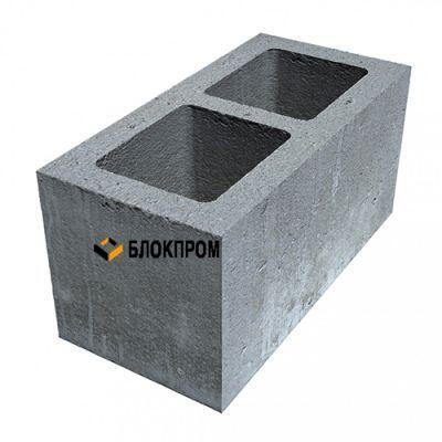 Двухпустотный стеновой блок КСР-ПР-ПС-39-100- F75-1100 (СКЦ-1Л)