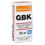 Кладочная смесь для газоблоков GBK (тонкошовная)
