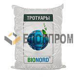 Противогололедная смесь Бионорд-тротуары (25 кг) до -35ºС