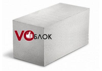 Пеноблок Воблок D-500 600x300x400